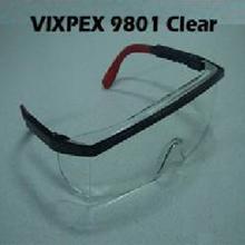 Kacamata Safety Vixo 9801 Clear