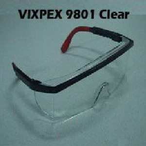 Kacamata Safety Vixo 9801 Clear