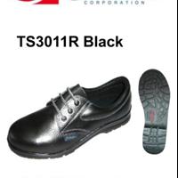 Sepatu Safety Simon TS3011R Black 1