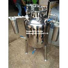 Mesin Fermentasi Bioetanol Dan Produk Mikrobiologi
