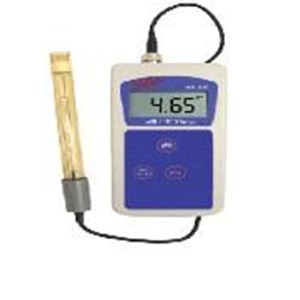 Alat Laboratorium Air pH Meter Portable AD110