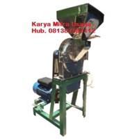 Mesin Pengolah Tepung Disk Mill