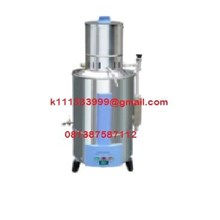 Alat Laboratorium Umum Water Distiller Stainless Steel Water Still
