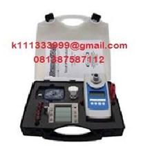 Alat Ukur dan Instrumen TPH Soil Starter Kit (Photometer based) Chemestrics The RemediAid