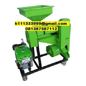 Dari Mesin Pembuat Kopi / Coffee Maker Mesin Pengupas (Kulit Tanduk) Kopi Kering Besar - Huller Kopi Besar 500 kg/jam 0