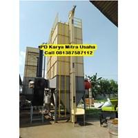 Jual Mesin Pengering Biji Vertical Dryer untuk biji-bijian