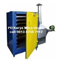 Mesin Pengering Tepung  Oven Blower Kapasitas 100 kg