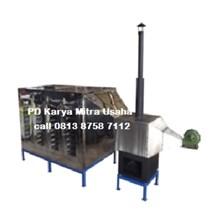 Mesin Pengering Tepung Oven Blower Stainless kapasitas 200 kg
