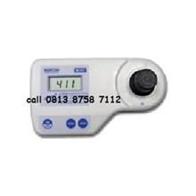 Chlorine Tester Photometer Free and Total Chlorine Meter Milwaukee MI404