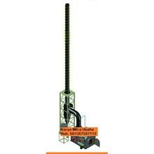 Insinerator Thermal Insinerator Kapasitas 50 kg/batch