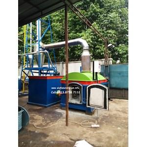 Dari Insinerator Termal Insinerator Kapasitas 300 kg/batch 1