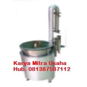 Dari Alat Destilasi Alat Penyulingan Minyak Atsiri Kapasitas 10 kg  0