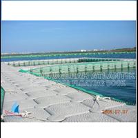 Kolam Renang Apung HDPE Kubus