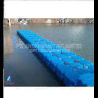 Jembatan Apung HDPE Kubus 1