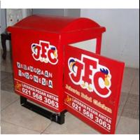 Box Delivery Fiberglass 1