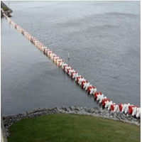 Floating Breakwater HDPE
