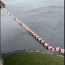 Floating Breakwater HDPE
