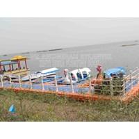 Distributor Jetski dan Boat Dock Apung Sumatera Utara
