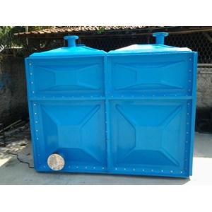 Distributor TANGKI PANEL FIBERGLASS 30 m3 Provinsi Bangka Belitung