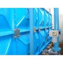 Distributor TANGKI PANEL FIBERGLASS 30 m3 Provinsi Nusa Tenggara Barat