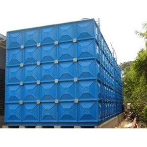 Distributor TANGKI PANEL FIBERGLASS 30 m3 Provinsi Kalimantan Timur