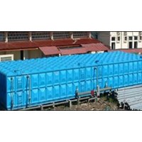 Distributor TANGKI PANEL FIBERGLASS 40 m3 Provinsi Jawa Tengah  1