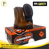 Beli Sepatu Safety Krushers - Mt Isa 4
