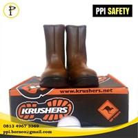 Distributor Sepatu Safety Krushers - Mt Isa 3
