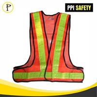 Rompi Pakaian Safety Jaring Standard Model V Scotlight