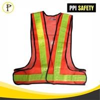 Rompi Pakaian Safety Jaring Standard Model V Scotlight 1