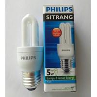 Lampu Hemat Energi Sitrang Philips