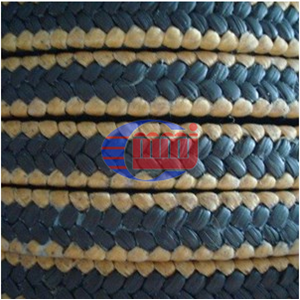 Gland Packing PTFE Graphite Aramid Corner