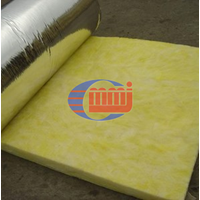 Glasswool With Aluminium Foil 1