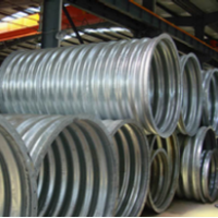 Jual Corrugated Steel Pipe
