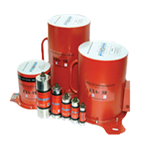 Condensed Aerosol Fire Suppression System