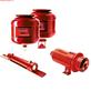 Impulse Podwer Extinguishing Modules