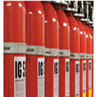 Inert Gas Fire Suppression System 1