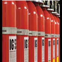 Jual Inert Gas Fire Suppression System