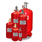 Fire Suppression System NOVEC 1230 1