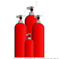 Fire Suppression System CO2