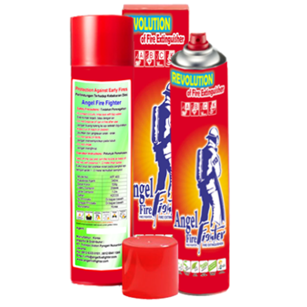 Fire Extinguisher Tipe Spray