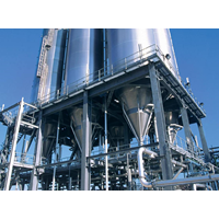 Silo Technology for Plastic Raw Material Storage Processing Plants Murah 5