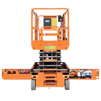 Distributor scissor lift dingli 3