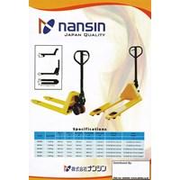 Hand Pallet Truck Nansin 1