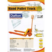 Jual Hand Pallet Truck Termurah 2