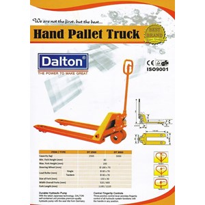 Hand Jack Dalton Termurah