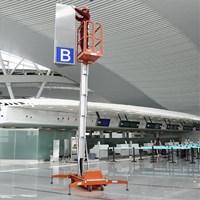 work platform tangga elektrik 1