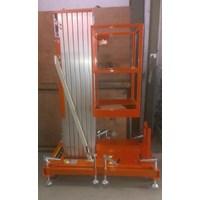 Aluminium work Platform tangga elektrik Murah 5