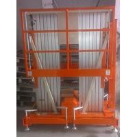 Beli Aluminium work Platform tangga elektrik 4