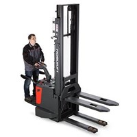 FULL ELECTRIC STACKER 1
